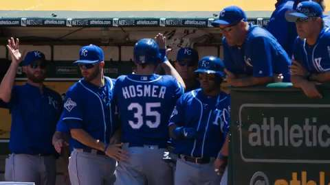 The Royals are off to an 8-4 start and continue to exceed expectations.