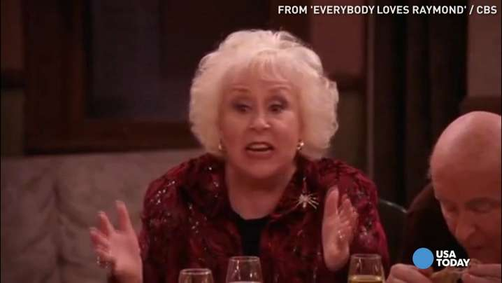 A look back at the famous TV roles of Doris Roberts