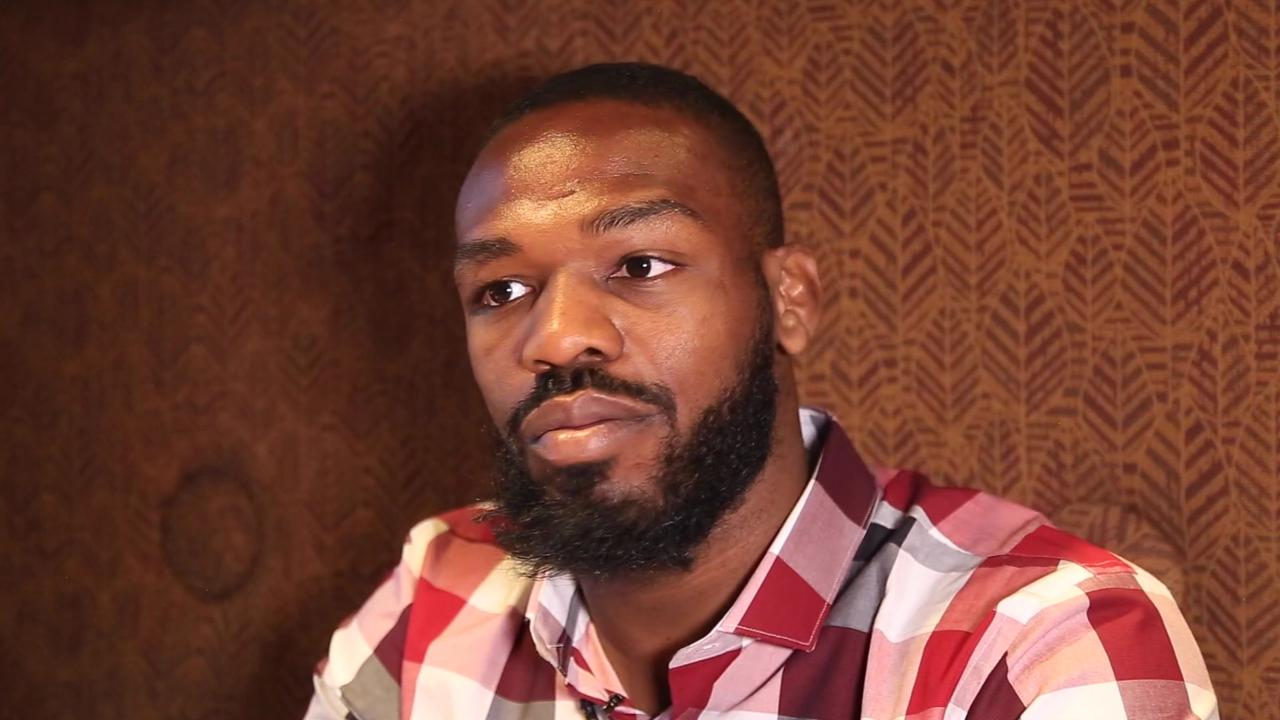 UFC's Jon Jones: 'I was a drug addict'