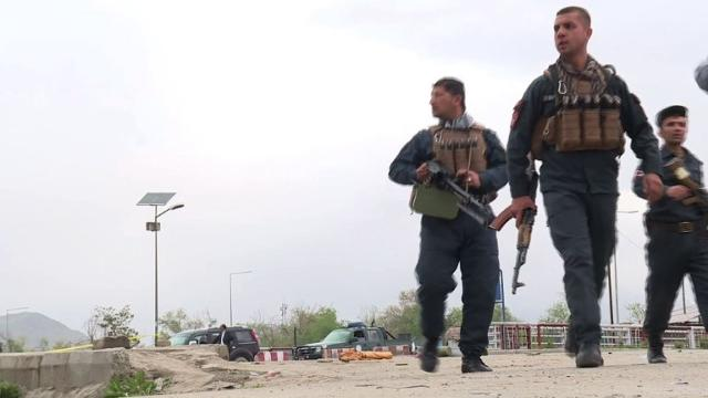 Dozens dead, hundreds wounded as Taliban attack hits Kabul