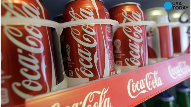 5 ways Coke is battling fizzling soda sales