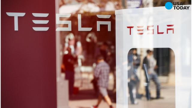 Tesla shares fall as Consumer Reports warns of SUV bugs