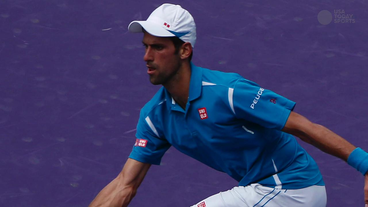 Novak Djokovic claims there's 'no proof' of doping