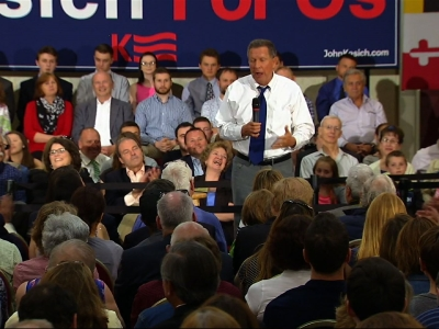 Kasich: Nobody is going to get enough delegates
