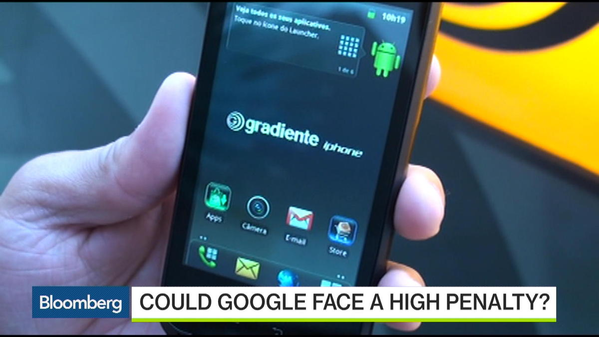 EU's Android antitrust probe: Why Google is under threat