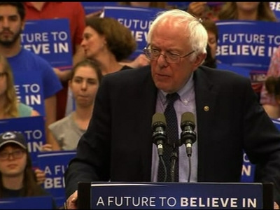 Bernie Sanders looks past NY, eyes Pennsylvania