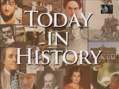 Highlights of this day in history:  Nazi Germany's dictator Adolf Hitler born; Gunfire erupts at Columbine High; Cubans in the Mariel boatlift arrive in the U.S.; Ted Williams makes his baseball debut; Singer Luther Vandross born.  (April 20)