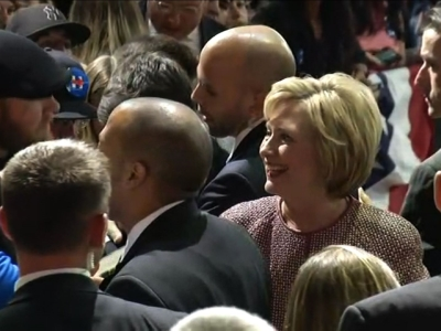 Clinton Supporters Call for Unity
