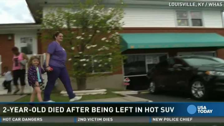 2-yr-old dead after left in hot car by daycare worker