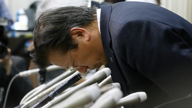 Mitsubishi has admitted to falsifying fuel econmy test data for more than 600,000 vehicles sold in Japan. Video provided by Newsy