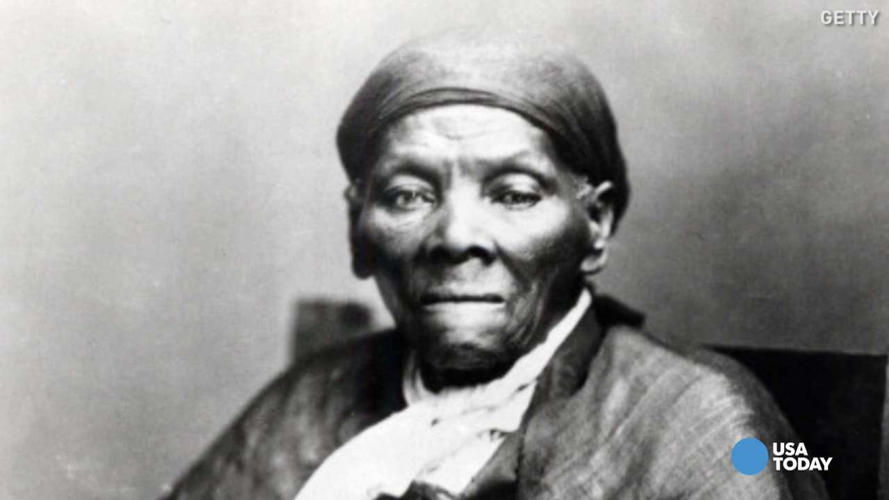Harriet Tubman replacing Andrew Jackson on $20 bill