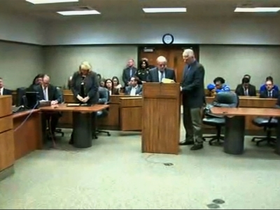 Flint Water Crisis Officials Appear In Court