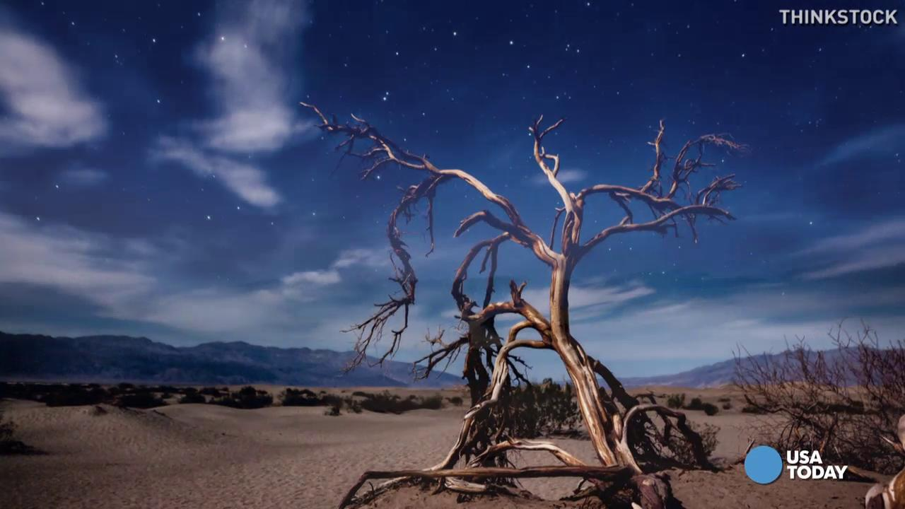 These activities will make the jaws of kids and grown-ups drop at Death Valley National Park. Video shot by Marilyn Chung, The Desert Sun.