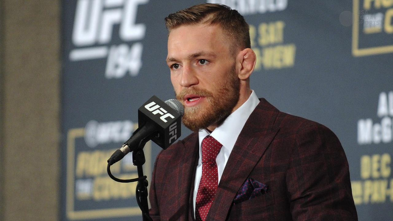 According to his Facebook post, McGregor wants to do less promoting and more preparing for fights.