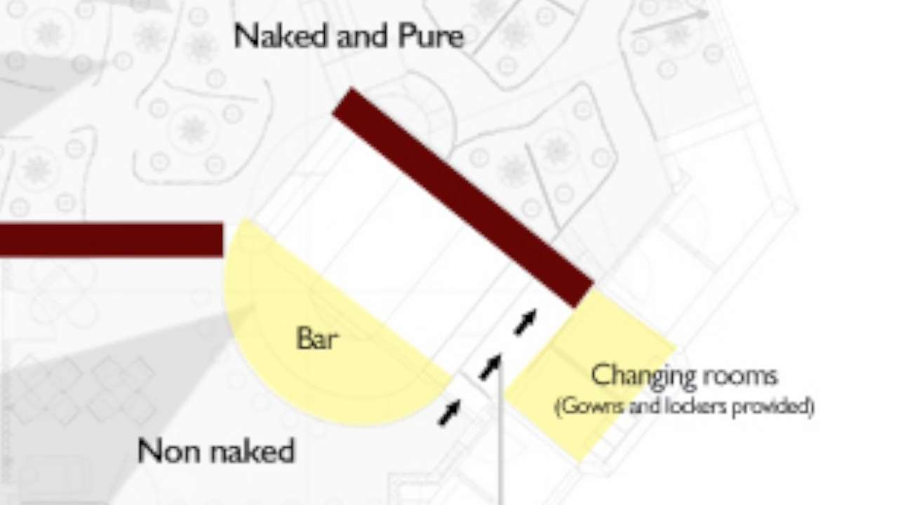 Naked restaurant: No shirts, no pants, no problem