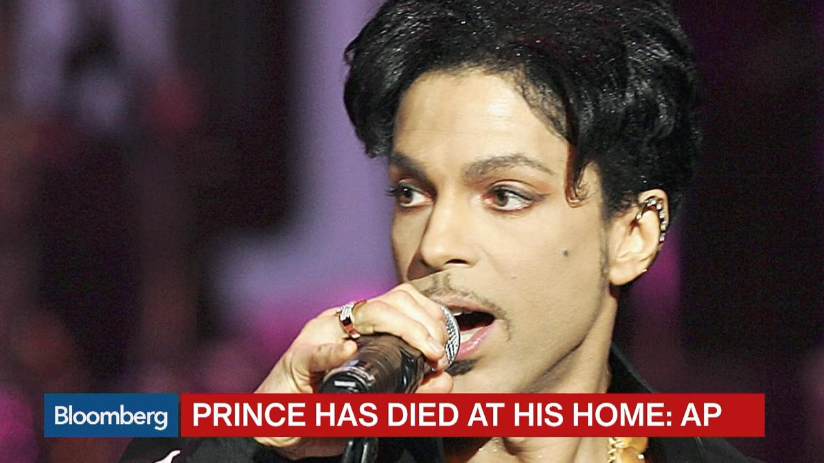 Musician Prince Has Died at His Home: AP