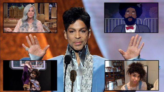 Celebs share their favorite Prince memories
