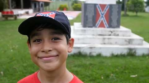 Confederate flags fly without criticism, children dress up in Rebel uniform and a Confederate cemetery is carefully tended by citizens. Welcome to the Brazilian town of Santa Barbara D'Oeste, where some Southerners relocated after the Civil War.