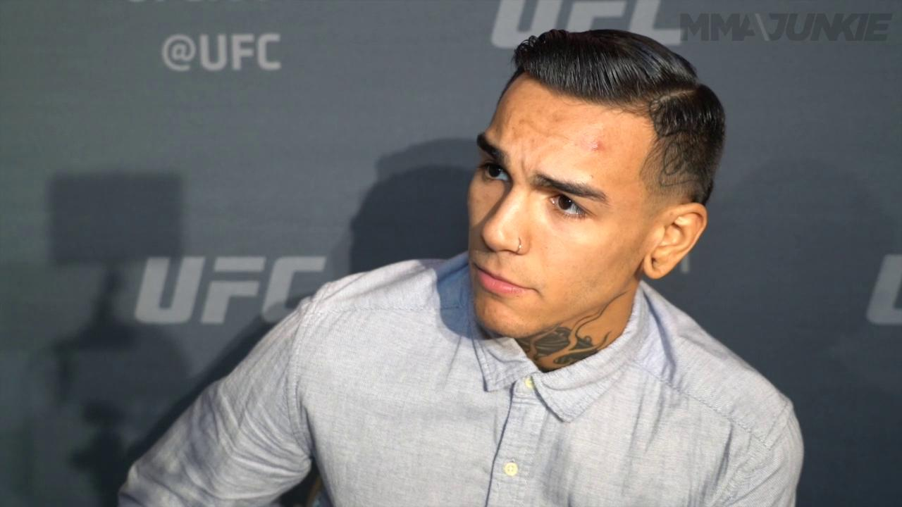 Andre Fili believes he has something to prove at UFC 197