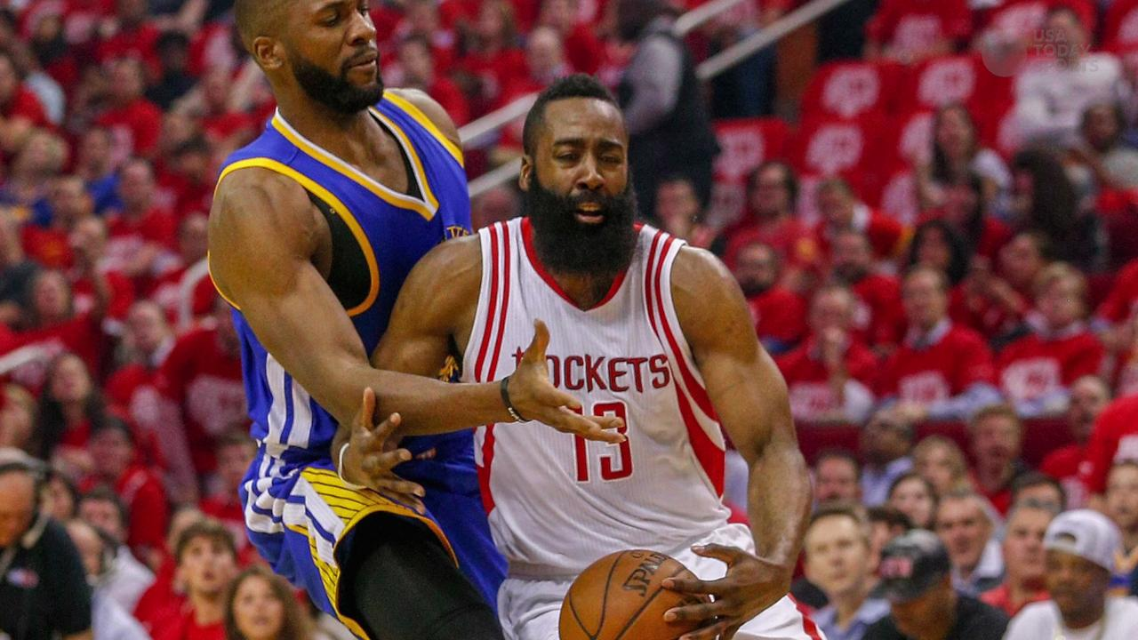Curry-less Warriors drop Game 3 to Rockets