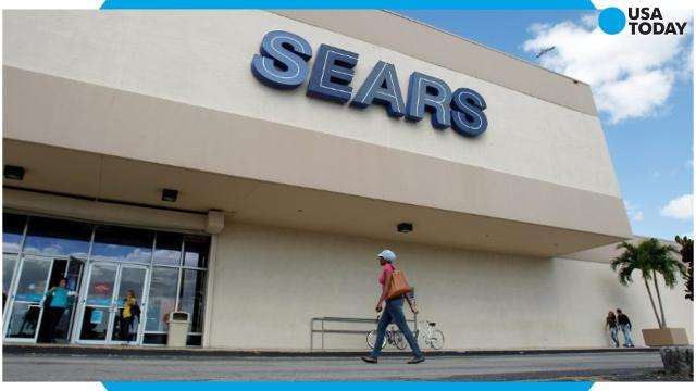 Sears and Kmart to close stores