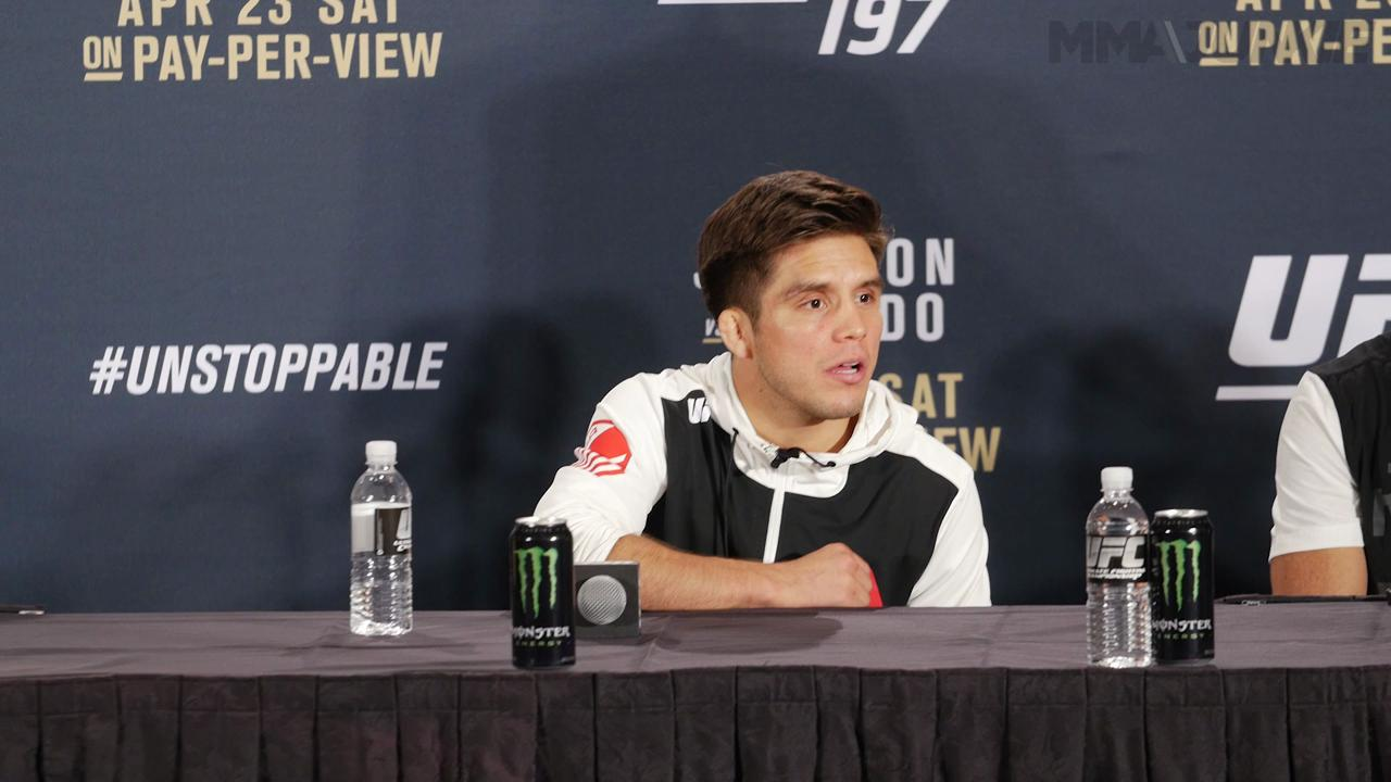 Henry Cejudo was stunned early on, would like to see just how good Johnson can become