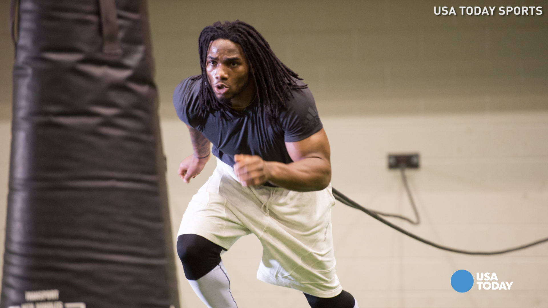 Notre Dame linebacker Jaylon Smith is expected to be one of the top linebackers in the NFL draft, but he injured his knee last season and some wonder if he'll be the same player again.