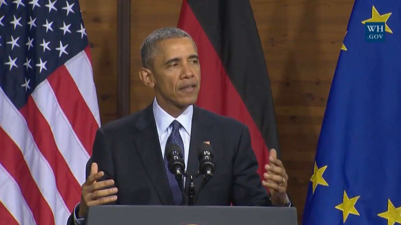 Obama: Up to 250 more U.S. troops heading to Syria