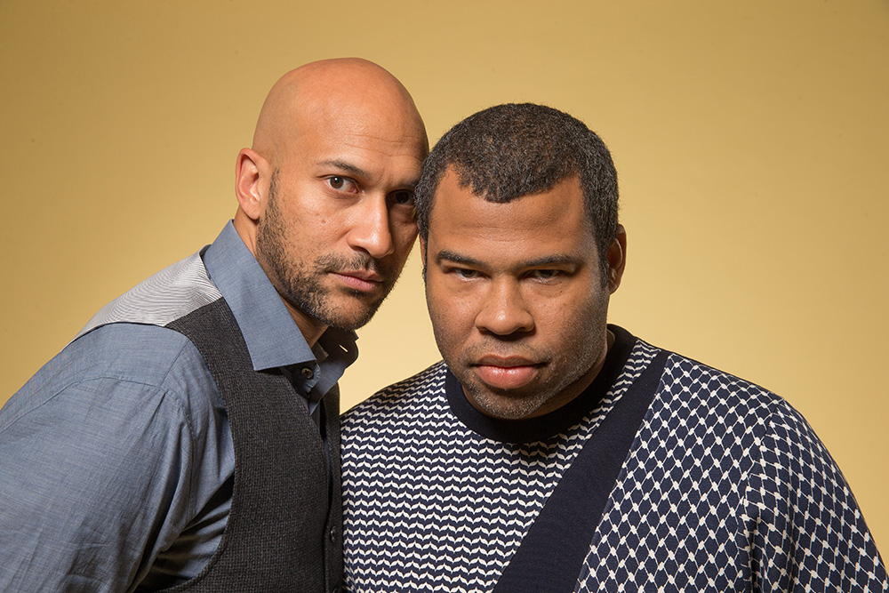 Key and Peele: Obama and Luther review 'Keanu'