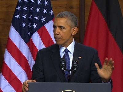 Obama: New U.S. troops in Syr