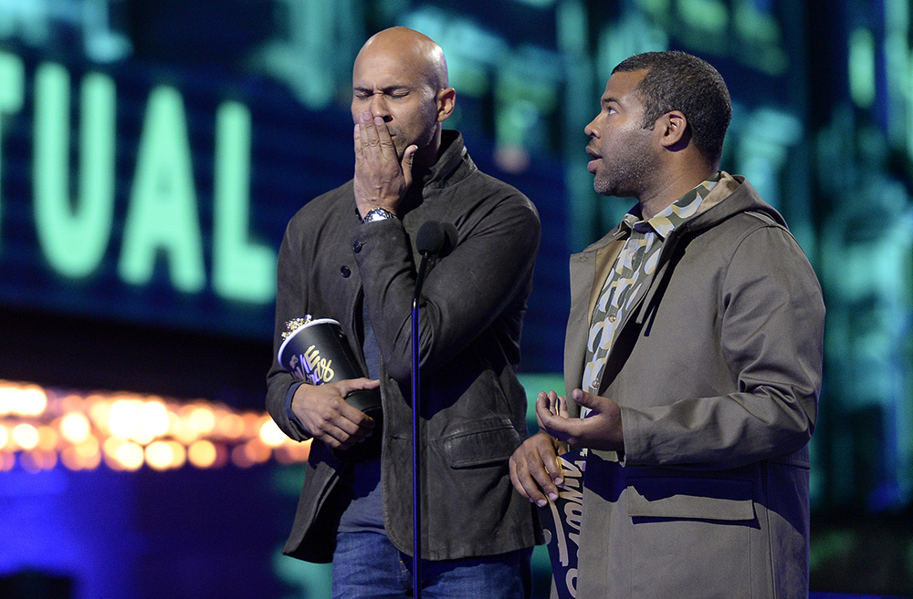 Key and Peele: Favorite action movie debate