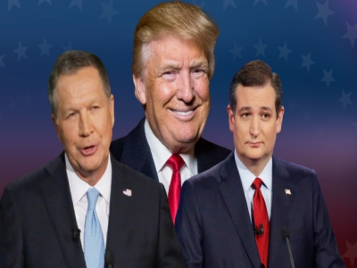 Trump calls Cruz-Kasich deal 'pathetic'