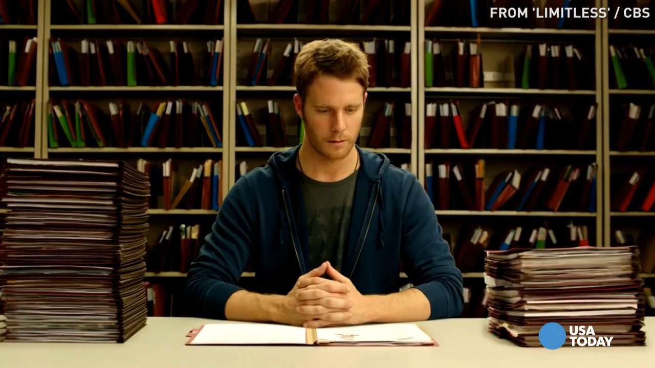 USA TODAY's Robert Bianco previews the first season finale of 'Limitless,' an adaptation of the 2011 film about a drug that opens one man's mind up to his vast, untapped intelligence, for Tuesday, April 26.