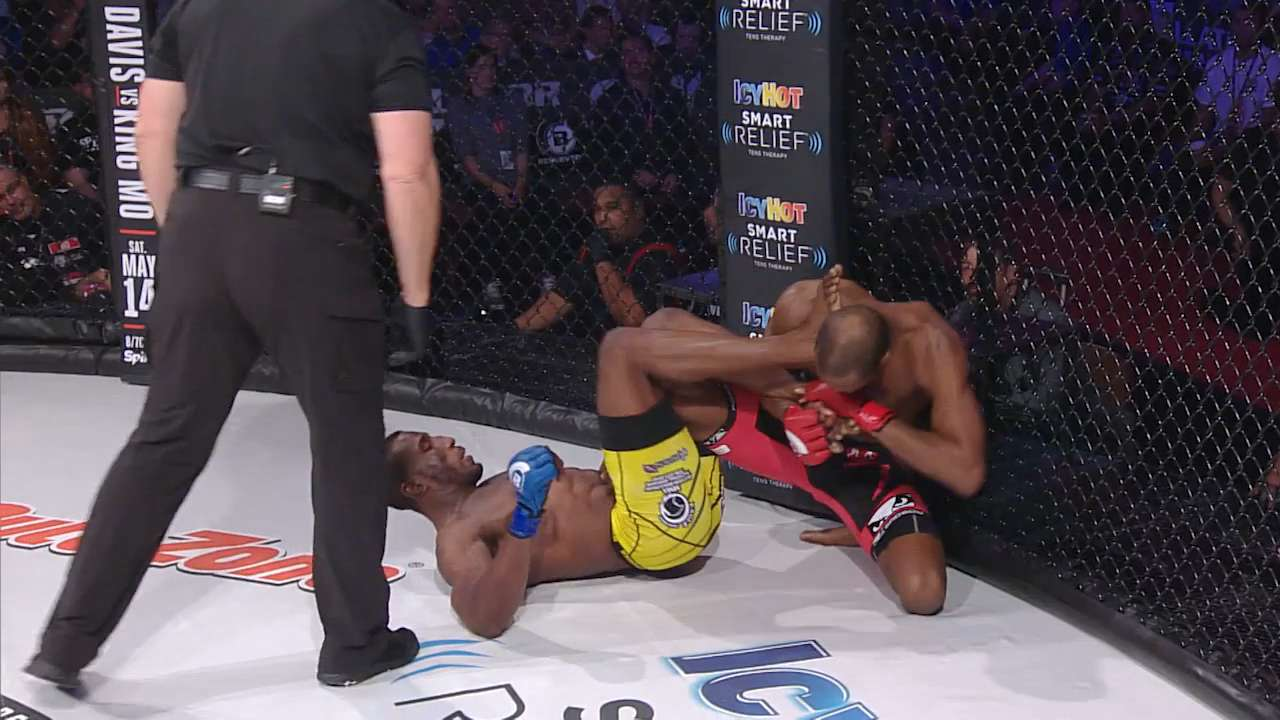 Bellator 153 video highlights