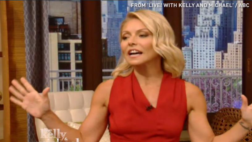 Kelly Ripa is back and clearing the air