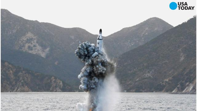 North Korea attempting another missile launch