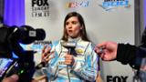 Danica Patrick unsure what she can say and not get fined
