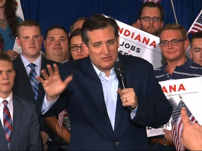 Cruz: Campaign heads to more favorable terrain
