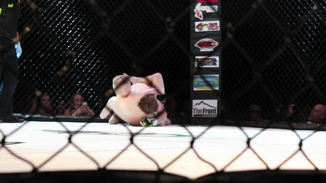 IFC 24: Conall Powers vs. Richard Kohlman