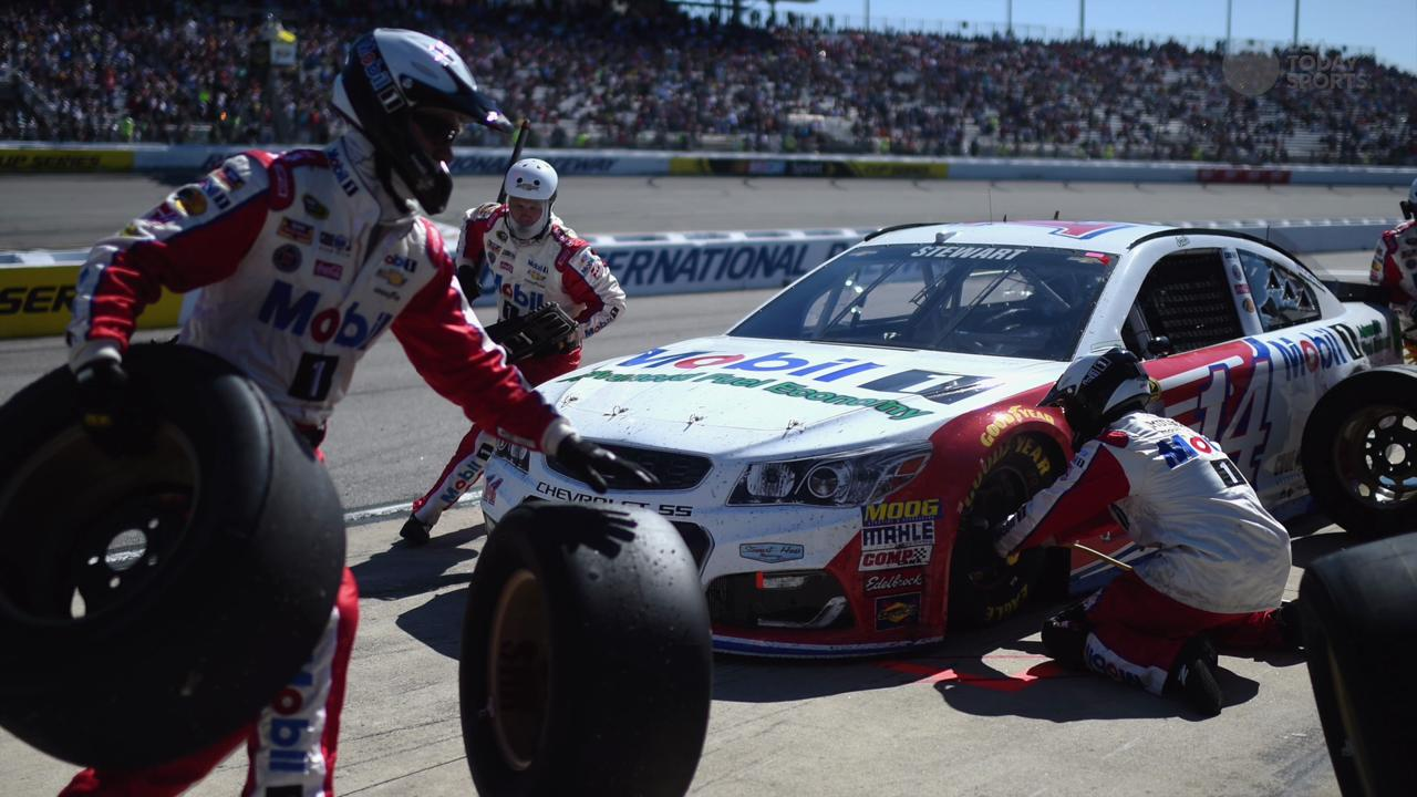 USA TODAY Sports' Jeff Gluck previews the top story lines at the upcoming Geico 500.
