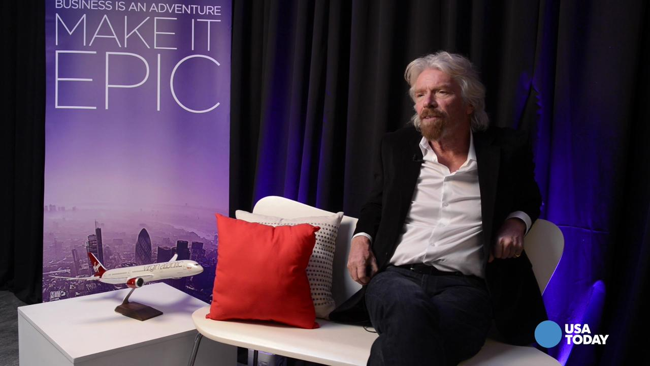Richard Branson's company has no dress code — and it could boost productivity