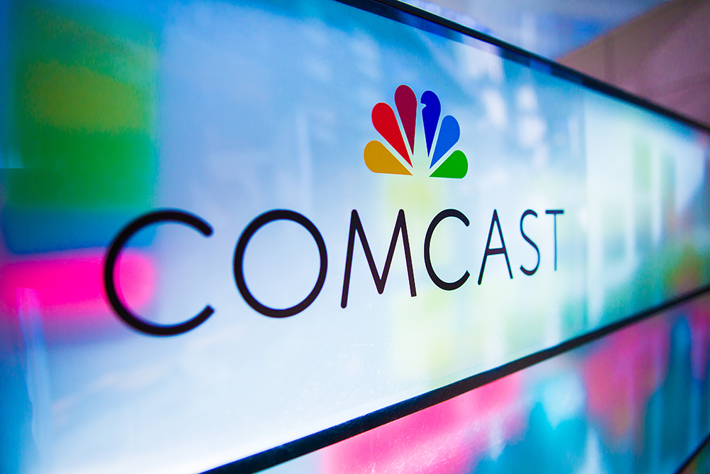 Comcast looking to buy DreamWorks Animation