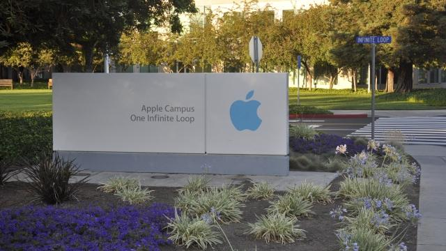Dead body found inside Apple's California headquarters