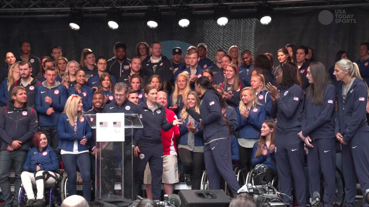 USA announces roster for women's Olympic basketball team