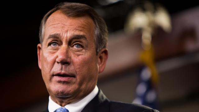 John Boehner just called Ted Cruz 'Lucifer in the flesh'