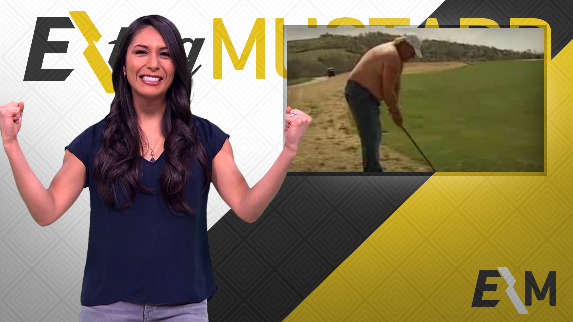 April 28, 2016 is pro golfer John Daly's 50th birthday! To celebrate, we're throwing it back to when he played golf shirtless and shoeless for a news station.