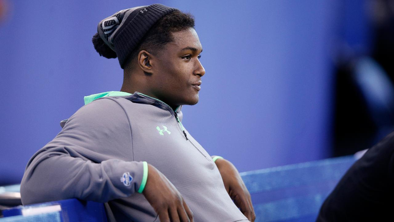 UCLA linebacker Myles Jack said he would understand if his knee issues give teams concerns about selecting him in the draft.