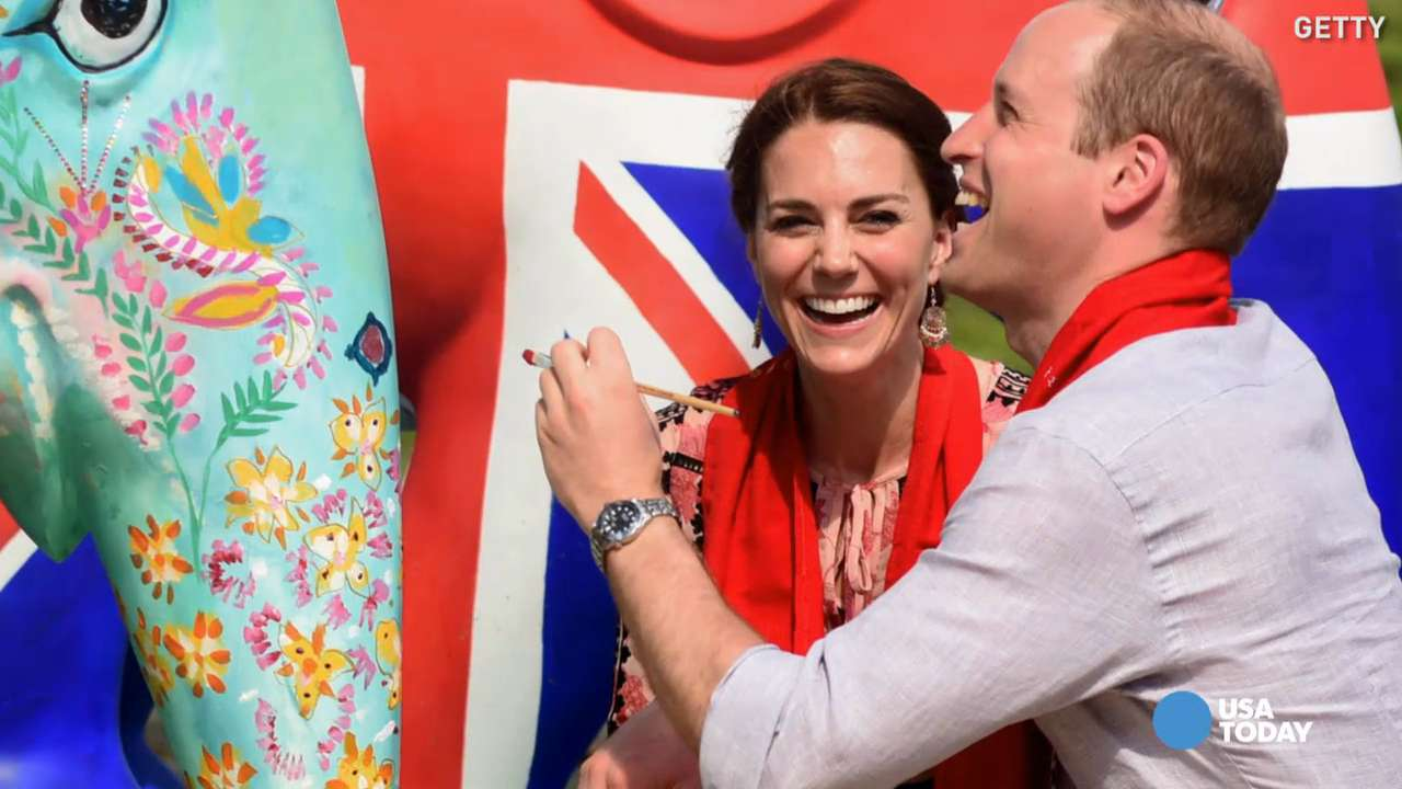 Celebrate 5 years of wedded bliss with the happy royal couple by looking back on their sweetest moments.
