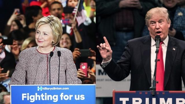 Trump vs. Clinton in November could be bad For voter turnout