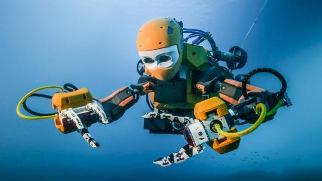 This robot mermaid is the new way to explore oceans